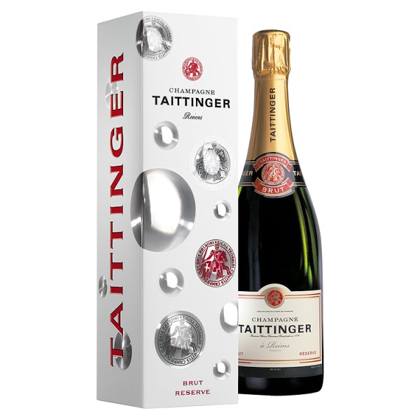 TATTINGER BUBBLEPACK BRUT RESERVE