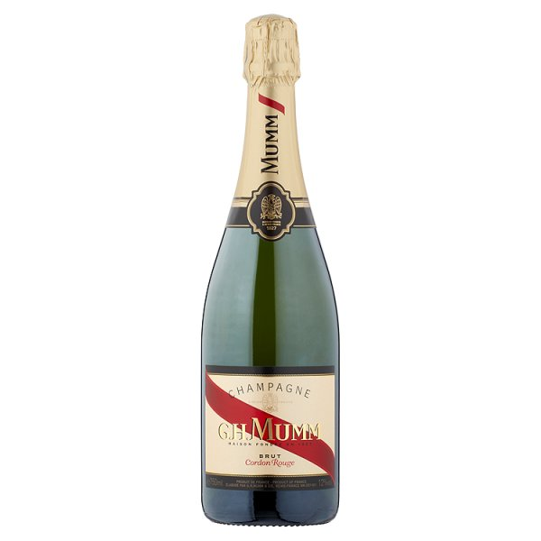 MUMM CORDON ROUGE NV GIFT PACK