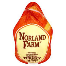 NORLAND FARM WHOLE TURKEY MEDIUM
