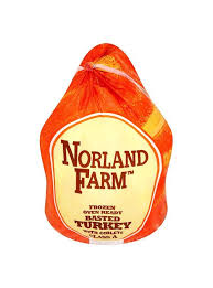NORLAND FARM WHOLE TURKEY LARGE