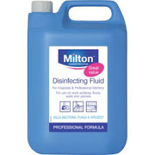 MILTON PROFESSIONAL SANITISER LIQUID BOTTLE