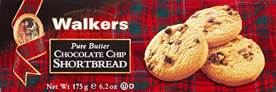 WALKERS CHOC CHIP S/BREAD PS