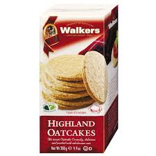 WALKERS HIGHLAND OATCAKES PS