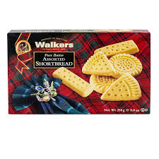 WALKERS SHORTBREAD ASSORTED PS