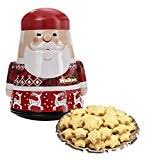 WALKERS SANTA TIN FESTIVE MINI STARS  PS