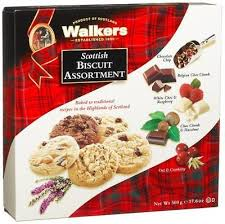 WALKERS SCOTTISH BISCUIT SELECTION PS