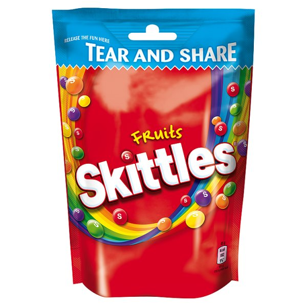 SKITTLES 366 POUCH