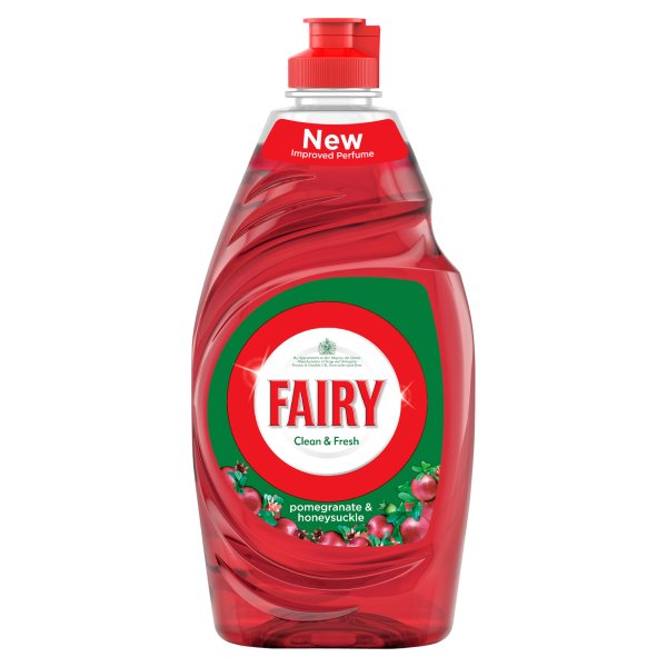 FAIRY WUL POMEGRANATE & HONEYSUCKLE PMï¾£1.29