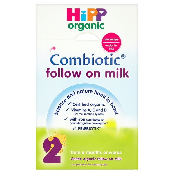 HIPP ORGANIC FOLLOW ON MILK
