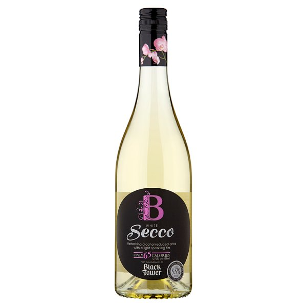 BLACK  TOWER B SECCO WHITE
