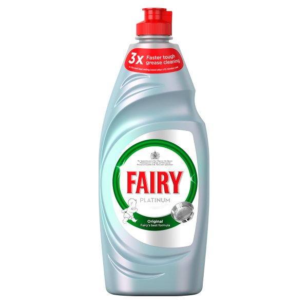 FAIRY WUL PLATINUM ORIGINAL
