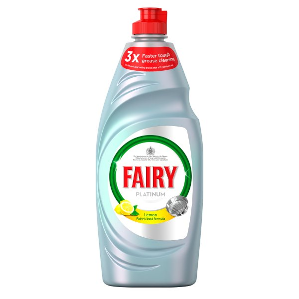 FAIRY WUL PLATINUM LEMON