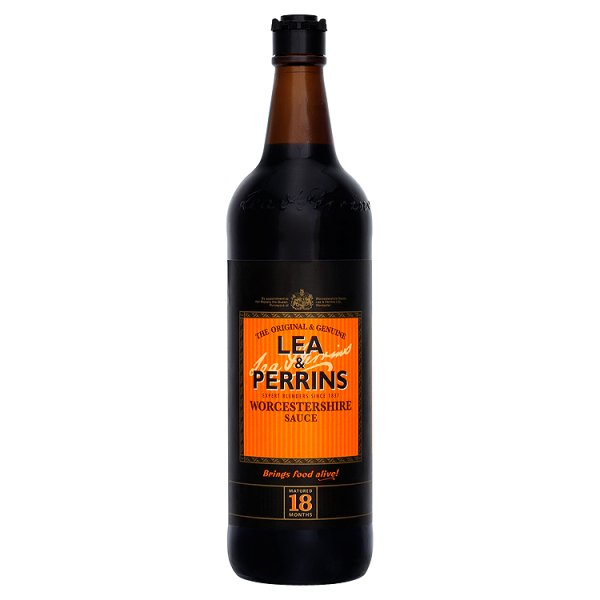 L&PERRIN WORCESTER SAUCE