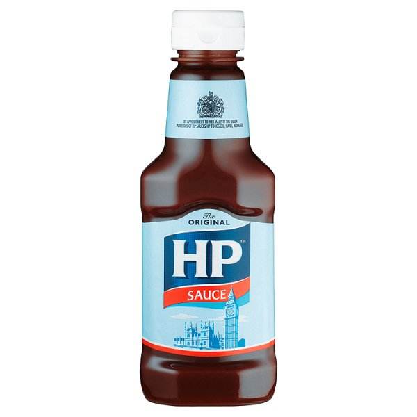 HP BROWN SAUCE SQUEEZY