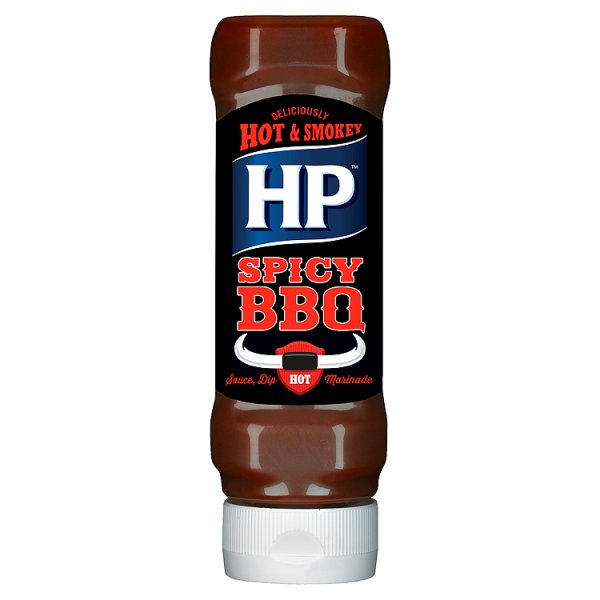 HP BBQ SPICY WOODSMOKE SAUCE