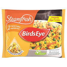 B/EYE RICE FUSION GOLDEN VEG