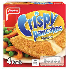 FINDUS 4 CHEESE  PANCAKES