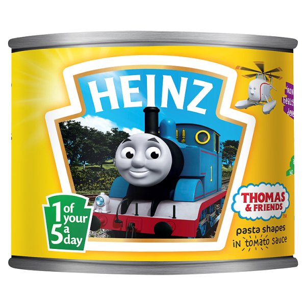 HEINZ THOMAS TANK PASTA SHAPES