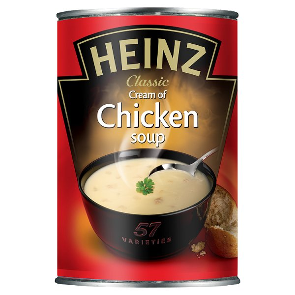 HEINZ CRM CHICKEN SOUP