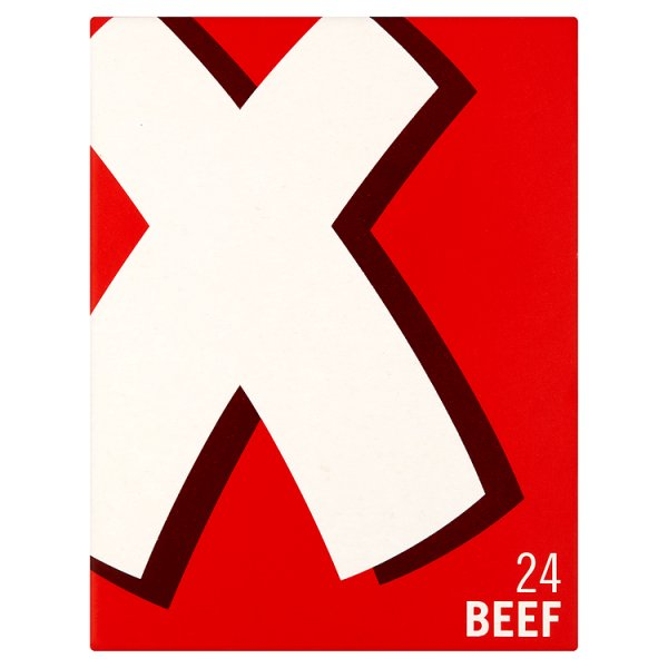 OXO CUBES BEEF 24'S