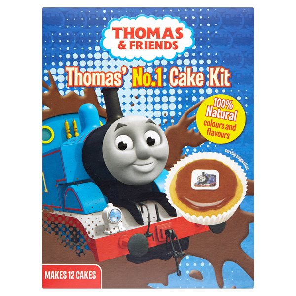 GREENS THOMAS TANK ENGINE CAKE MIX