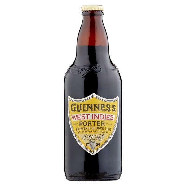 GUINNESS WEST INDIES PORTER 6%