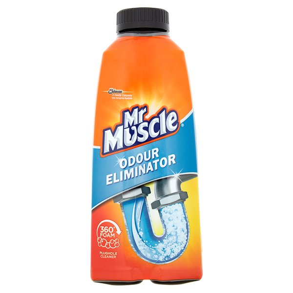 MRMUSCLE ACTIVE FOAMER