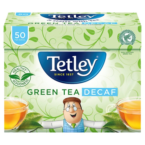 TETLEY GREEN DECAF TBAGS