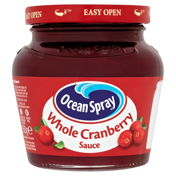 OC/SPRAY CRANBERRY SAUCE