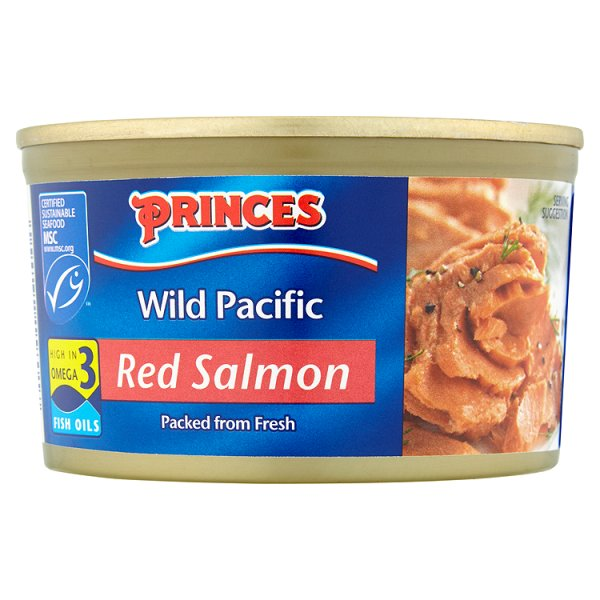PRINCES RED SALMON