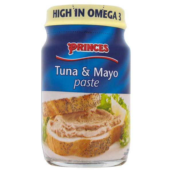 PRINCES TUNA MAYONNAISE PASTE