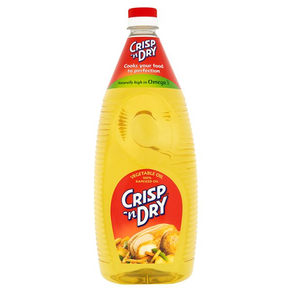 CRISP N DRY VEGETABLE OIL