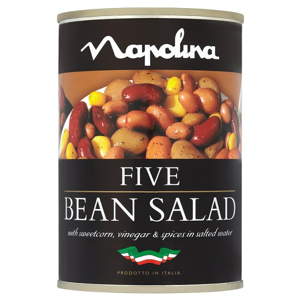 NAPOLINA FIVE BEAN SALAD