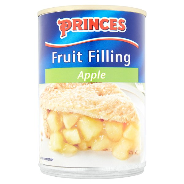 PRINCES APPLE 366 FILLING