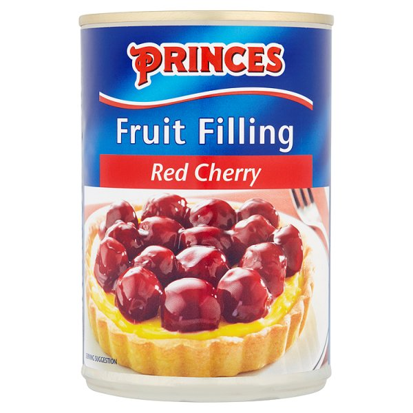 PRINCES RED CHERRY 366 FILLING