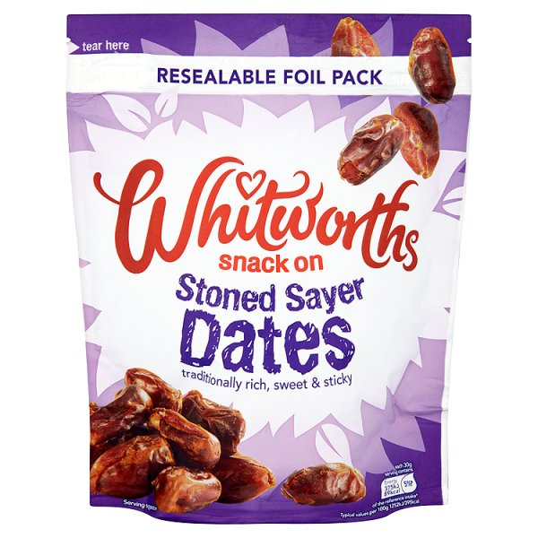 WHITWORTHS SOFT DATES