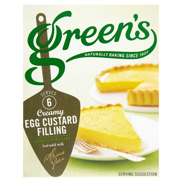 GREENS EGG CUSTARD MIX