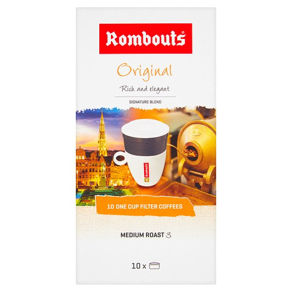 ROMBOUTS 1 CUP FILTERS ORIGINAL