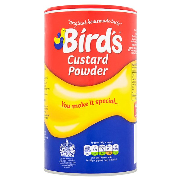 BIRDS TRAD CUSTARD POWDER PS