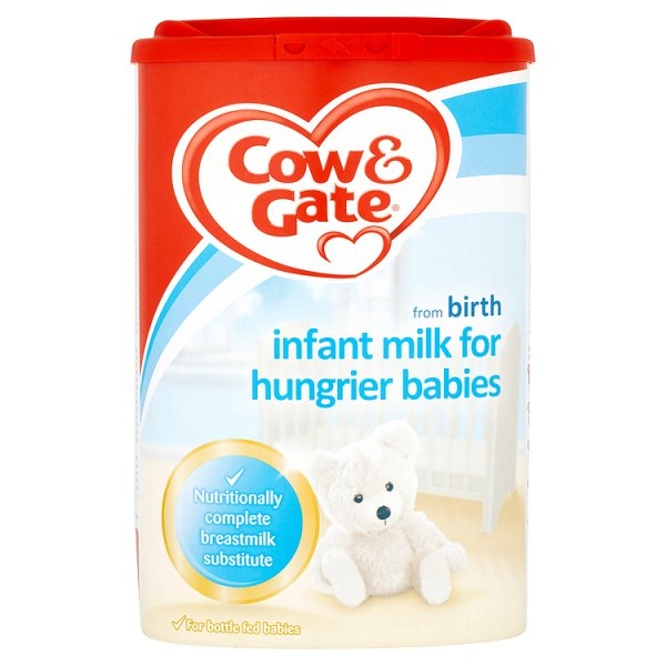 COW&GATE HUNGRY BABY