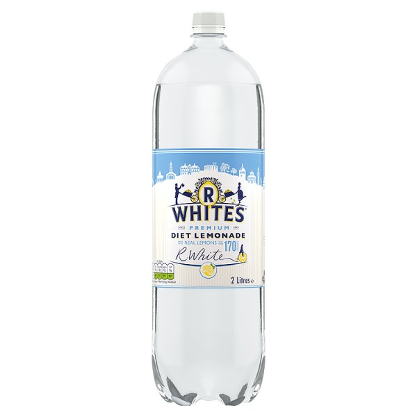 R WHITES LEMONADE DIET