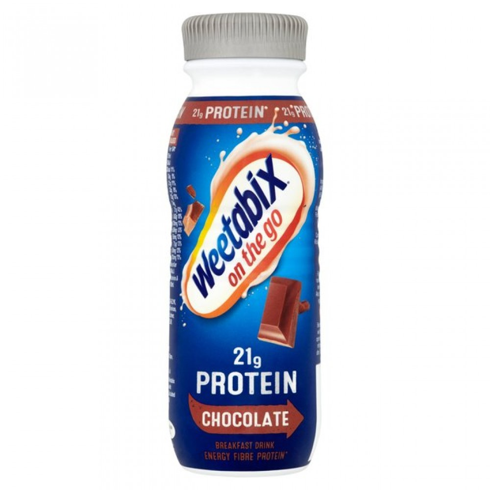 WEETABIX PROTEIN DRINK CHOCOLATE PM£1.50