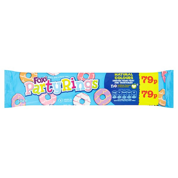 FOXS PARTY RING PM79P