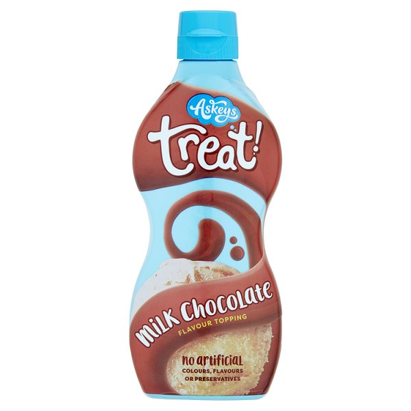 TREAT MILK CHOCOLATE SYRUP