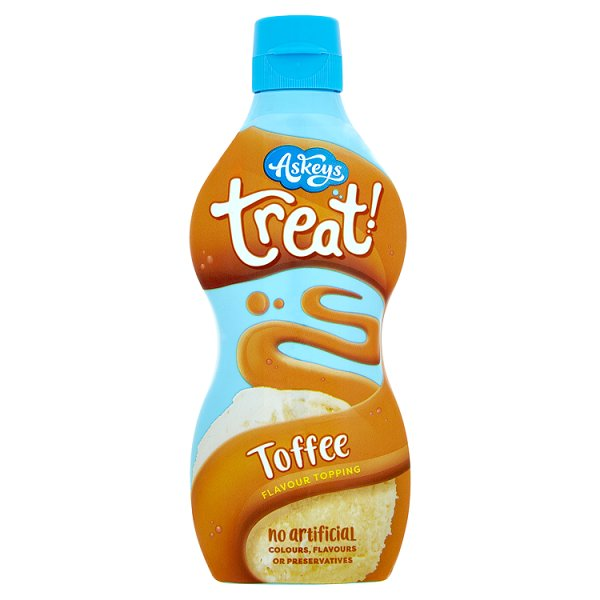 TREAT TOFFEE SYRUP