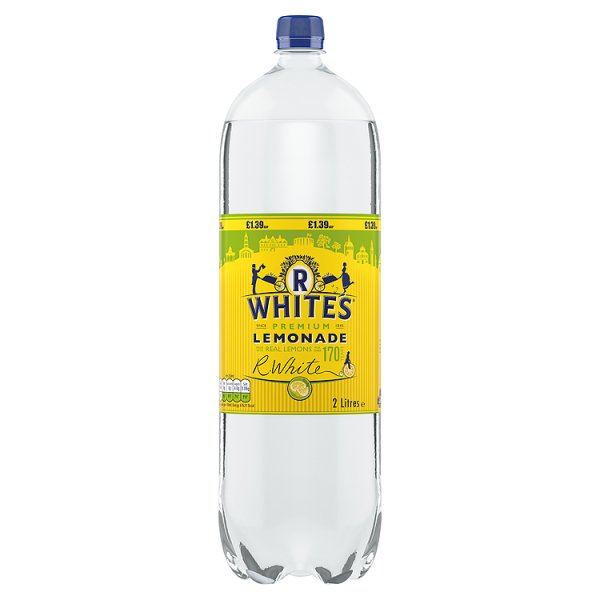 R WHITES LEMONADE PMï¾£1.39