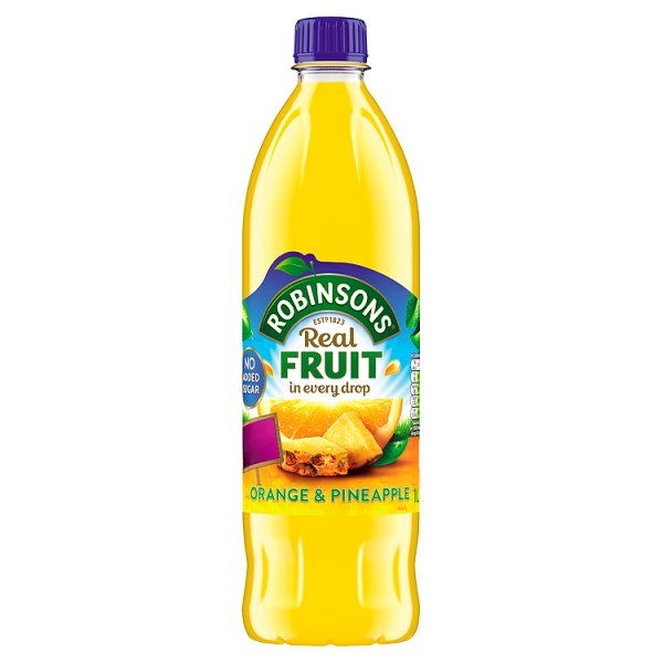 ROBINSONS ORANGE & PINEAPPLE PMï¾£1.49