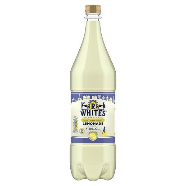R WHITES 588 CLOUDY LEMONADE