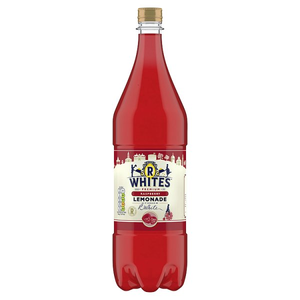 R WHITES RASPBERRY LEMONADE