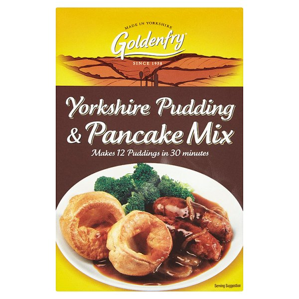 GOLDNFRY YORKSHIRE PUDDING MIX